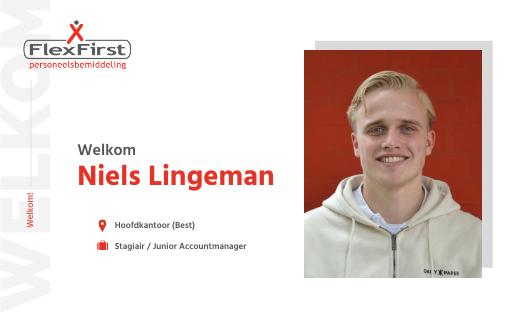 FlexFirst verwelkomt Niels Lingeman